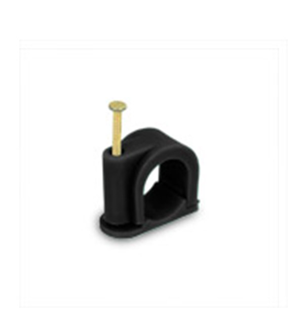 QUick Clip Pex Black Twist Nail