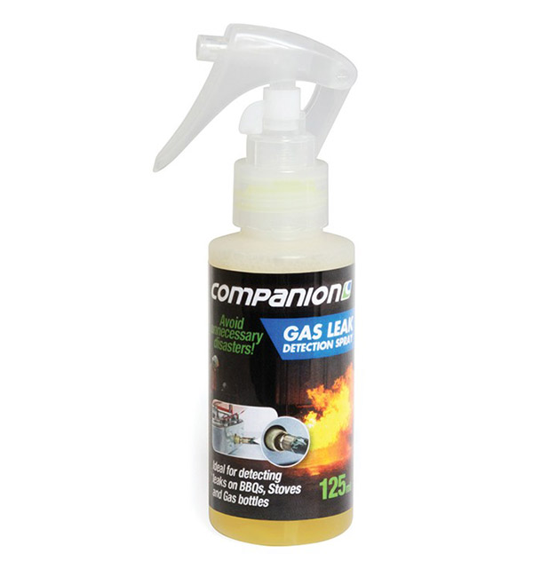 Gas Leak SPray