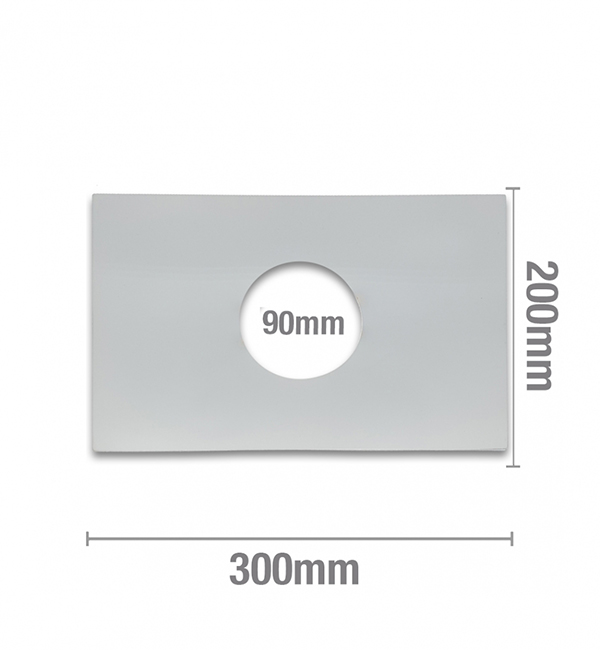 Shower Mixer Replacement cover plate