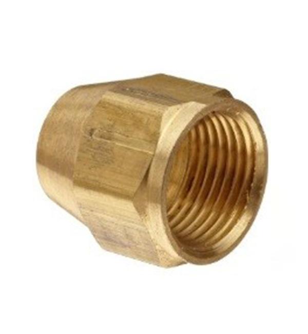 Flared Cap Nut SAE