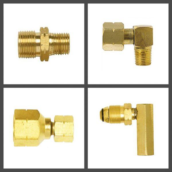 Gas Adaptors