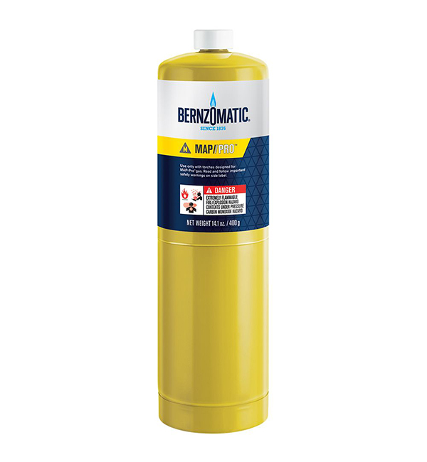 Map Pro Disposable Gas Cylinder