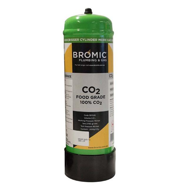 CO2 Food Grade Gas Cylinder
