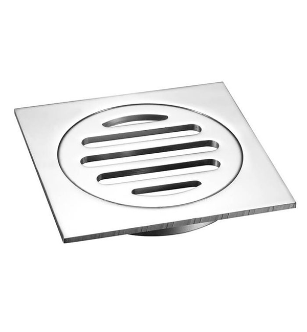 Floor Grate Square Short Tail