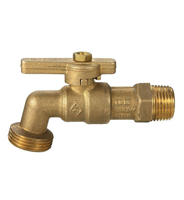 HOSE TAPS - QUARTER TURN MI