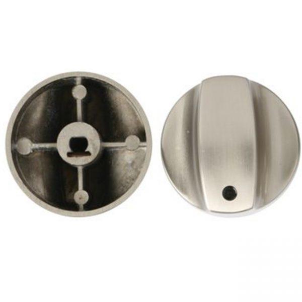 kG1005 - 9099985 BBQ Knob Standard Zinc Alloy 1/4'