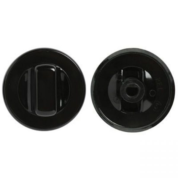 KG1015 - 9099300 KNOB ROUND COMMERCIAL BLANK 10MM