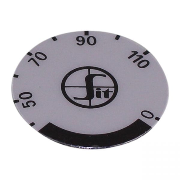 kg1085 - decal minisit knob 40-110 degree