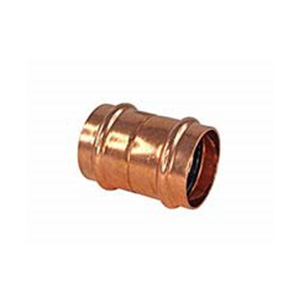 Copper Press Fitting Gas Coupling