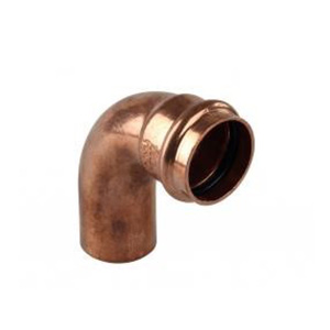 Copper Press Gas - 90 Bend M & F
