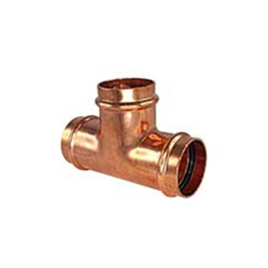 Copper PRess Gas - Tee Equal