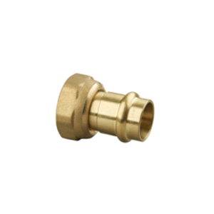 Brass Loose Nut Female Adaptor
