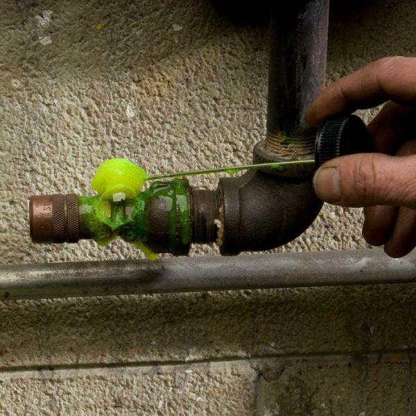 Visu GLow Leak Detector