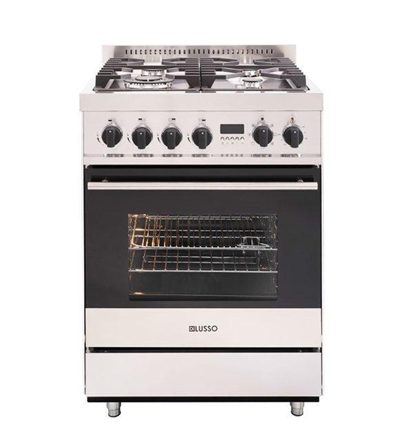 DI1015 Di Lusso Freestanding Dual oven