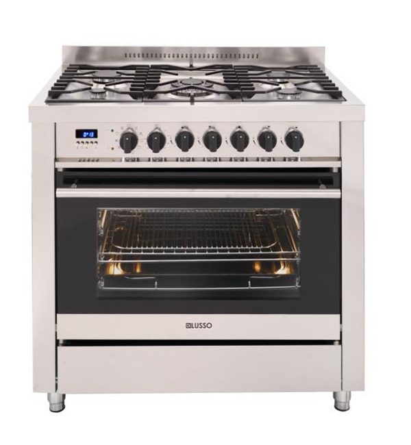 Di Lusso DI1020 900mm Freestanding oven