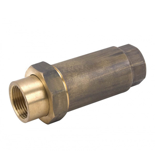 Dual Check Valve Tested