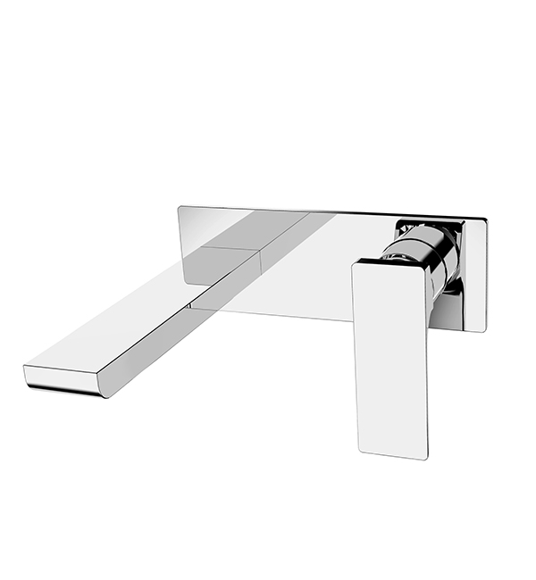 Astra Wall Basin MIxer CHrome
