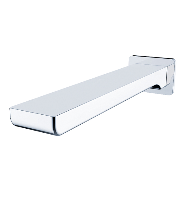 Astra Bath Spout Chrome