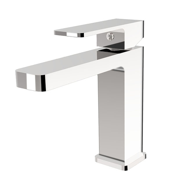 Celia Basin Mixer Builder's Range Chrome