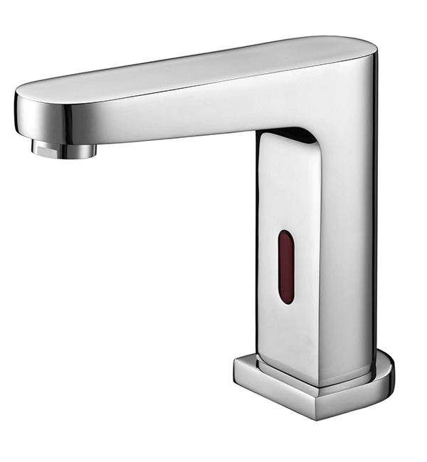 Commercial Electronic Basin Tap Chrome