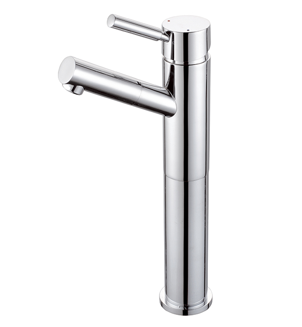 Dolce Tall Basin Mixer Angle Spout