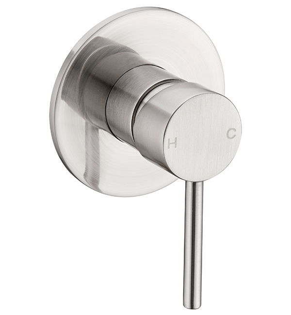 Dolce SHower Mixer Brushed Nickel