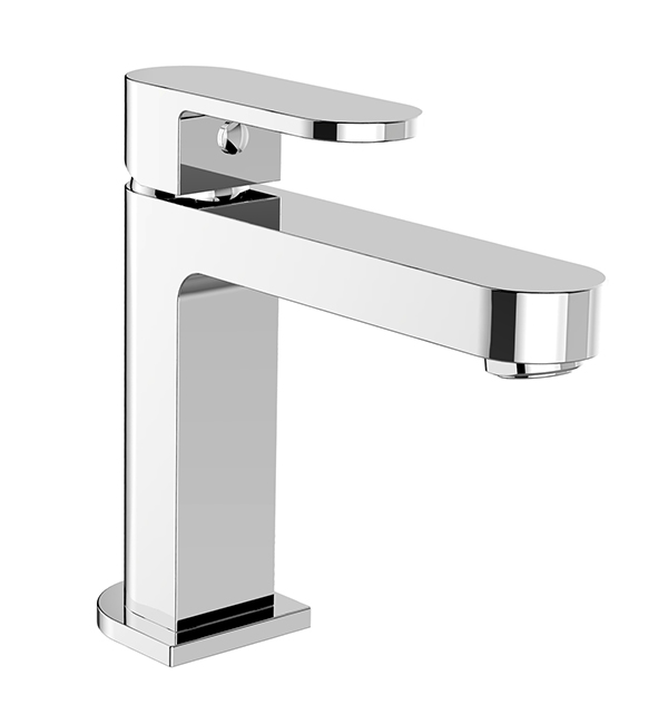 Ecco Basin Mixer Chrome