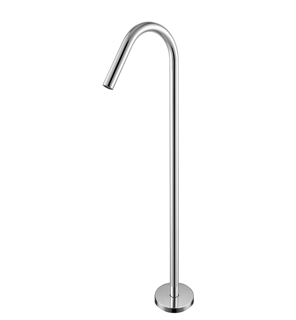 Bianca Floor Standing Bath Spout Chrome