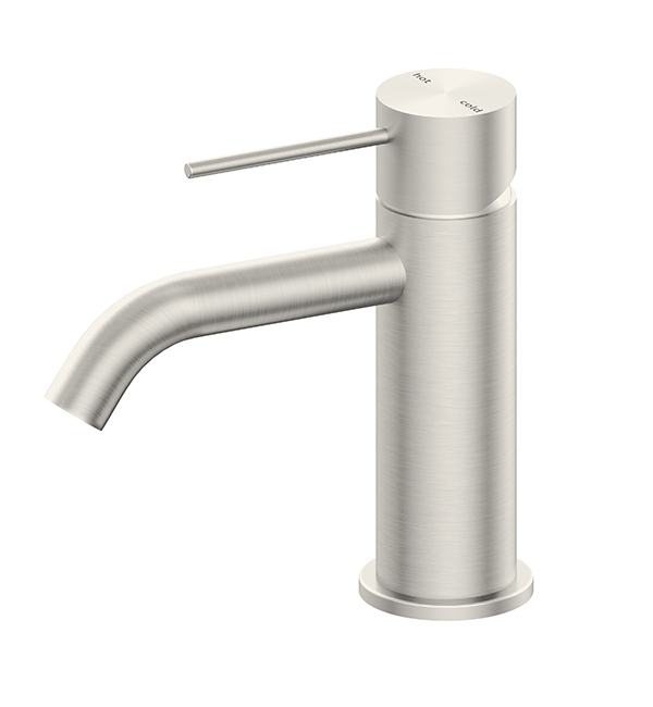 Mecca Basin Mixer Brushed Nickel