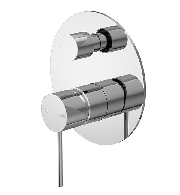 Mecca Shower Diverter Mixer Chrome