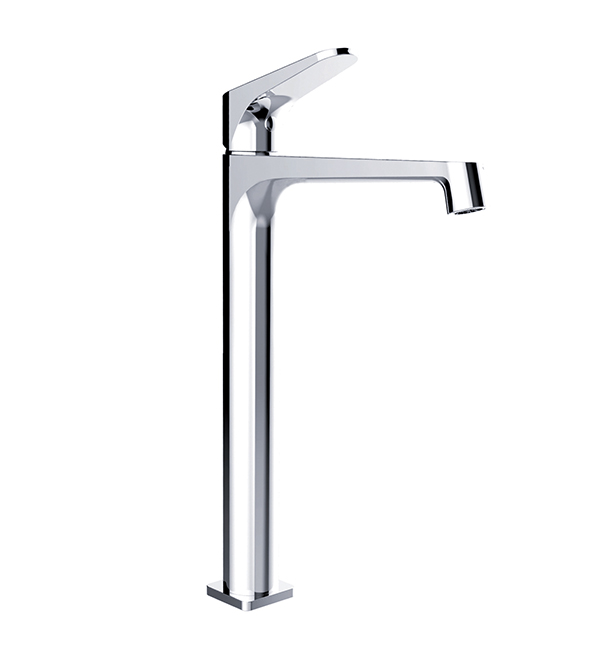 Victor Tall Basin Mixer Chrome