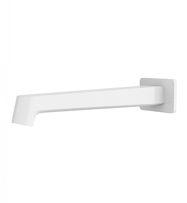 Victor Bath Spout White