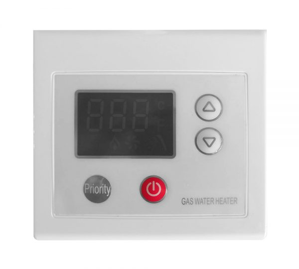 onsen continuous flow hot water heater controller
