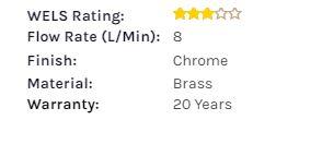 ou1005 quality brass chrome tapware 2