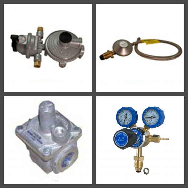 Gas Regulators and Accessories