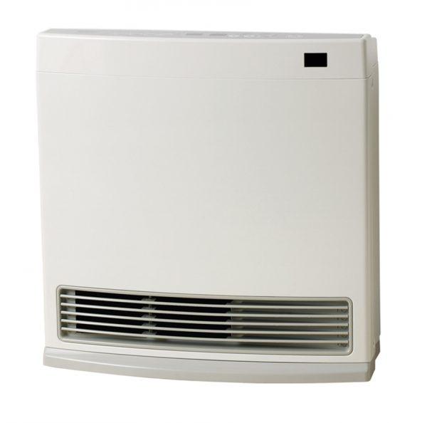 ROF1030 Rinnai Dynamo 15 Convector Gas Room Heater WHITE