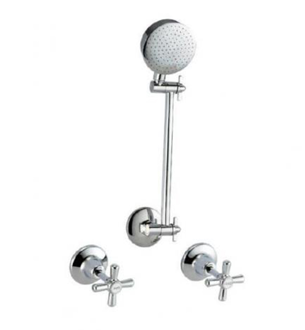 Ecom All Directional Shower Set CP