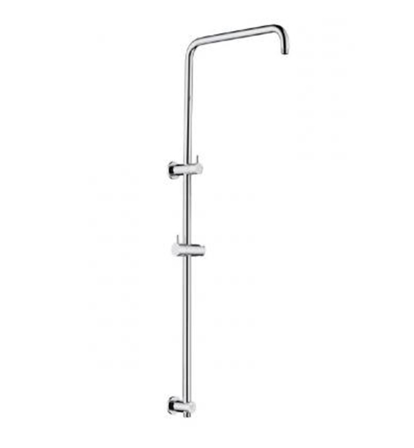Choice Twin Shower Rail Round