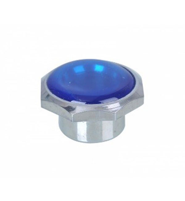 Cold Button Blue