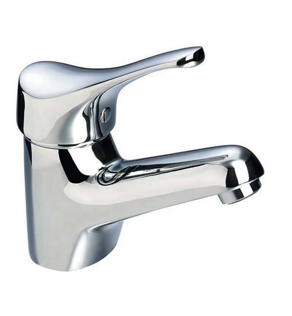 taw2040 Whitehall Basin Mixer Fixed Quality Chrome Tapware