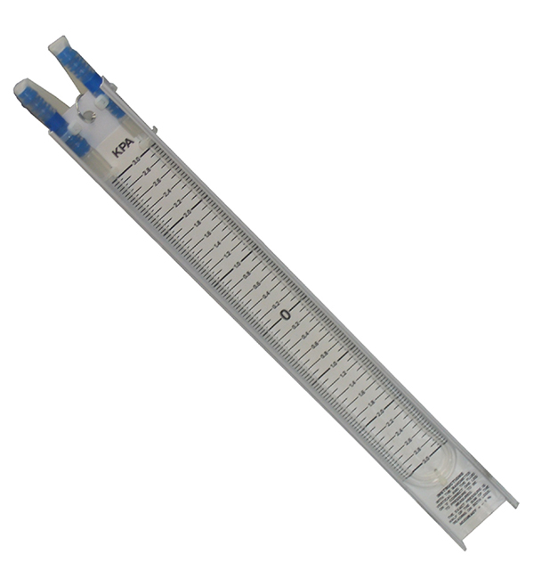 Manometer 3 or 8 KPA